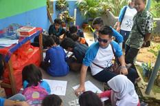 Fundraising Event in Indonesia