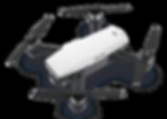 Drone DJI usado em sala de aula