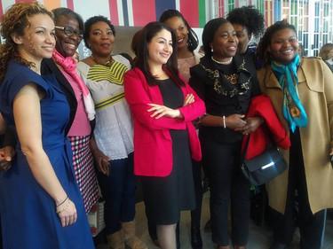 Célébration journée Internationale de la femme 2019