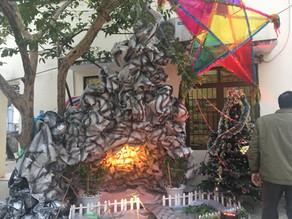 ベトナムでクリスマス!?