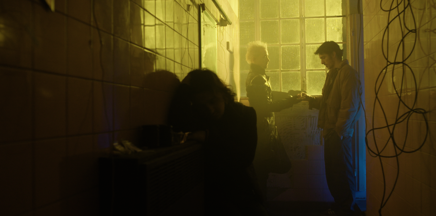 Film still from 'Come Down'