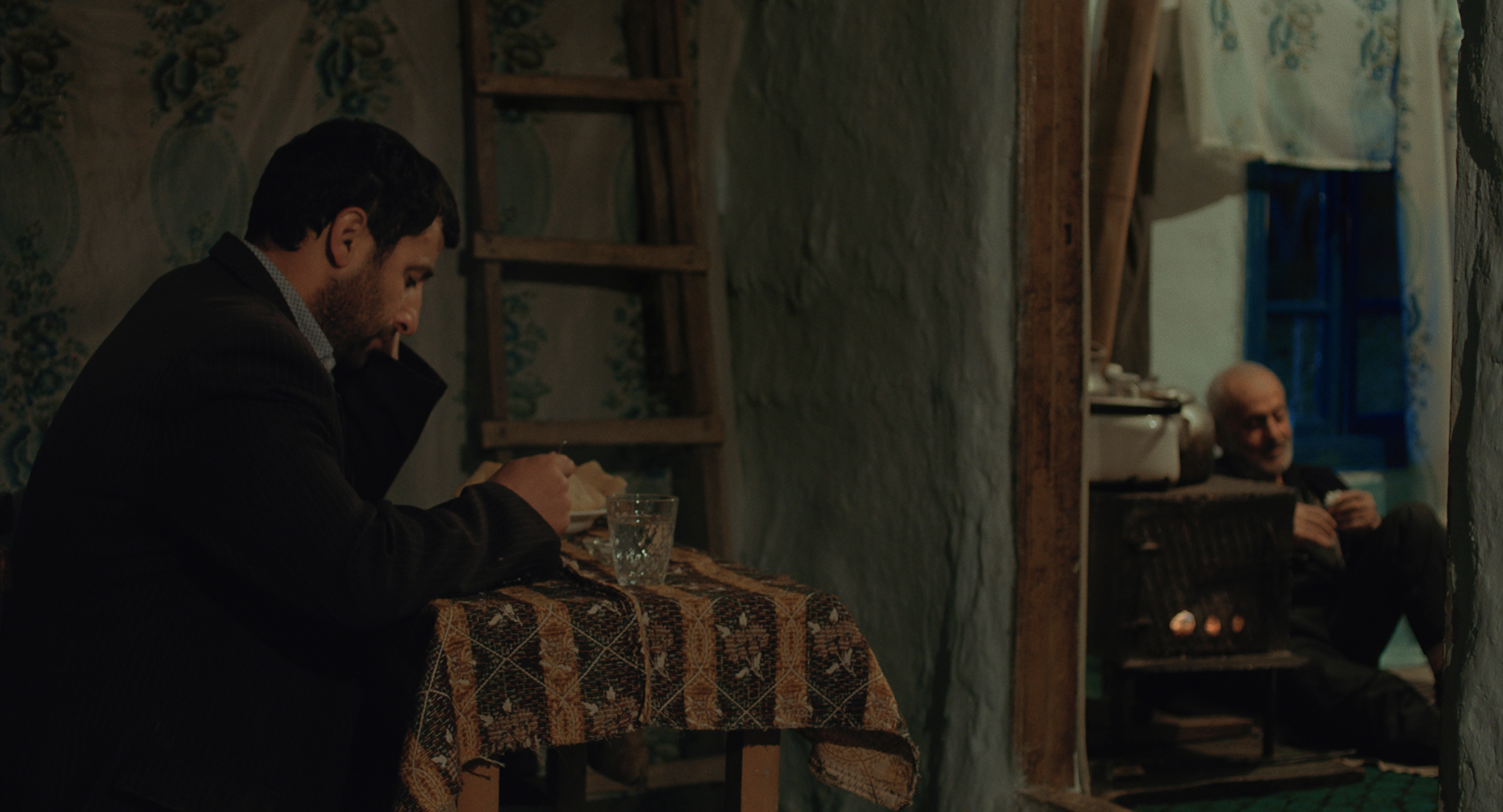 Film still from 'The Chairs'
