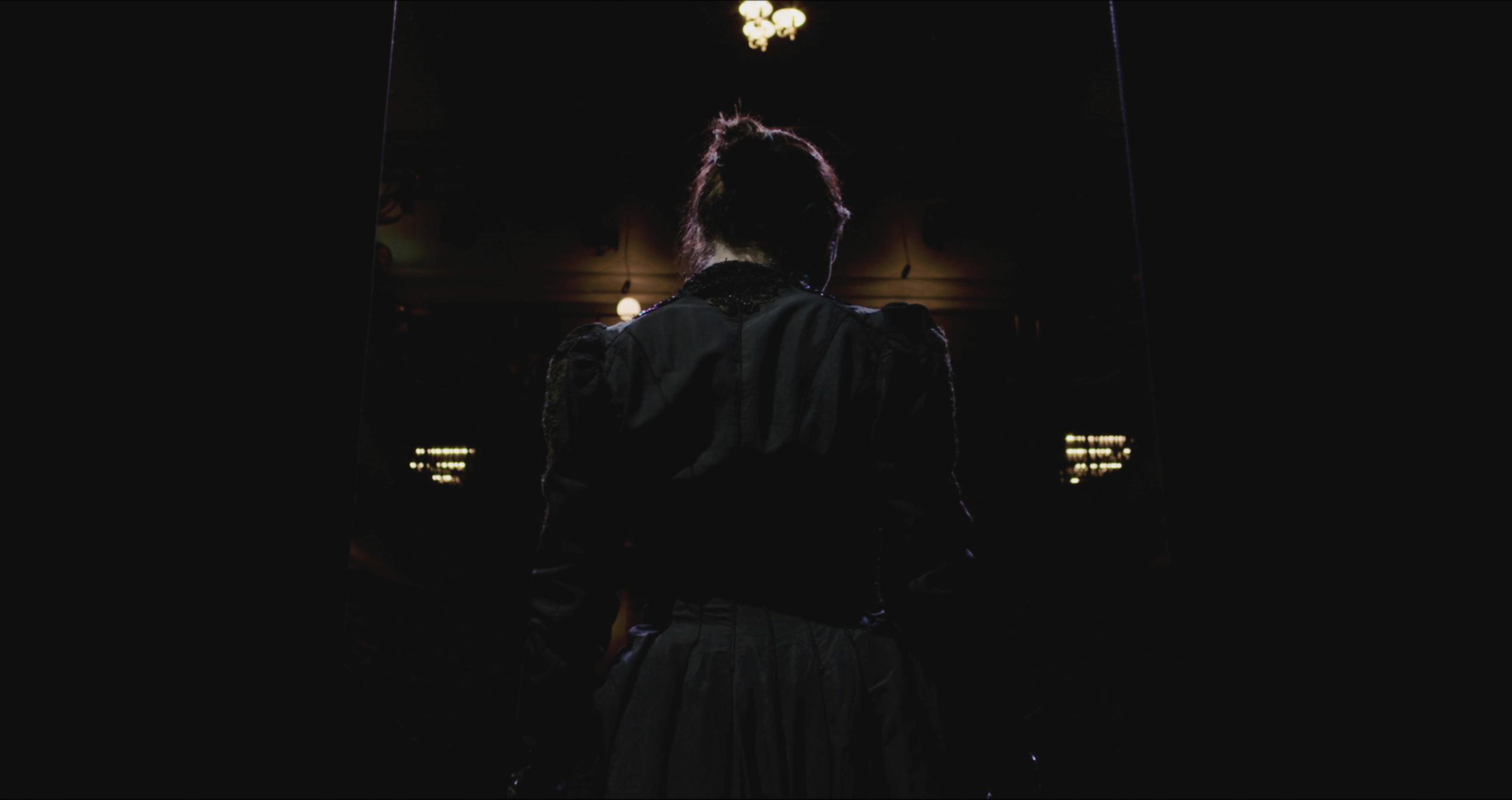 Film still from 'Sleeping Silence'