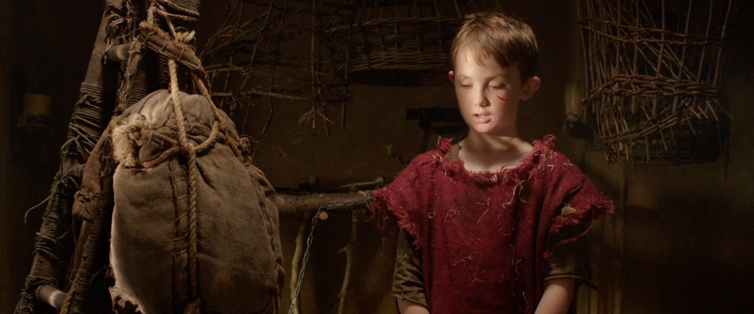 Film still from 'Circe and the Boy'
