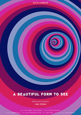 A Beautiful Form to See by Lara Zeidan poster