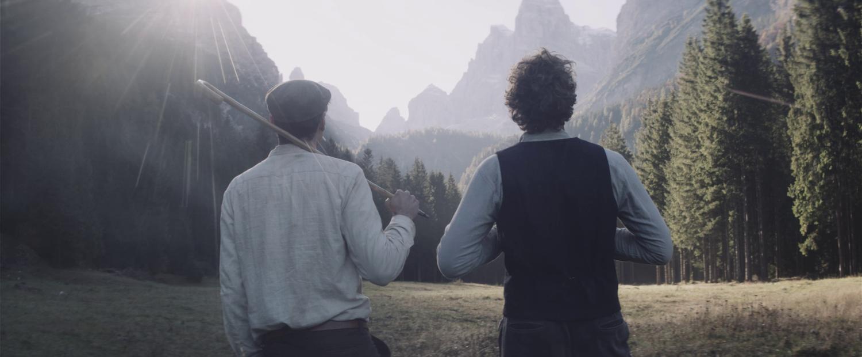 Film still from 'Croste di Polenta'