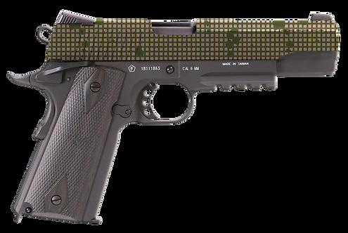 1911 Cybergun KWC rail gun ND