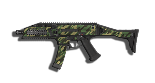 Scorpion EVO green camo