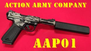 Review AAP01 + skin installation l'Antre du Dingo