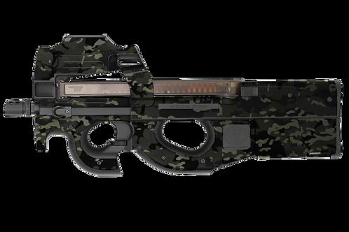 P90 CYBERGUN RED DOT BM