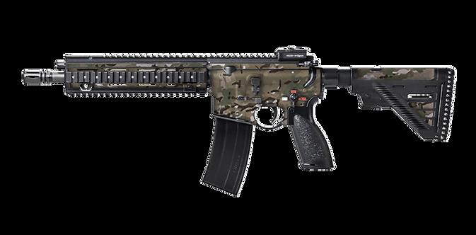 HK416 Multicam