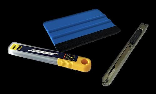 AirsoftSkinZone installation Kit