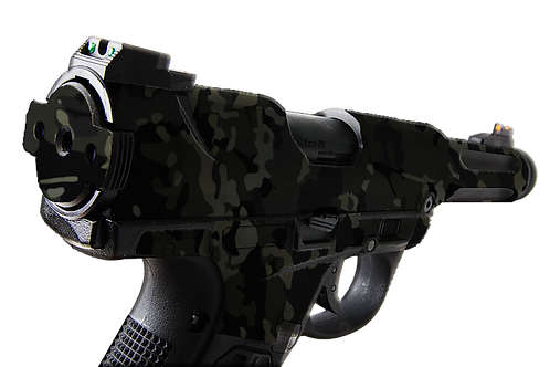 AAP01 Black Multicam Skin