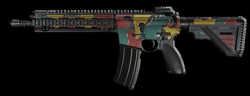 HK416 A
