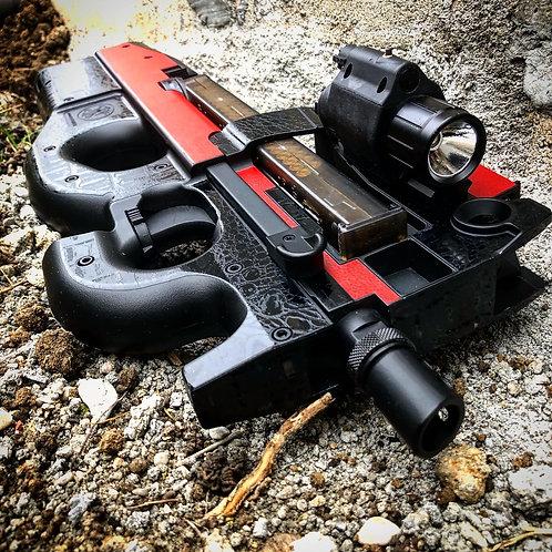 P90 CYBERGUN RED DOT CUSTOM 3D Skin