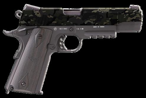 1911 Cybergun KWC rail gun BM