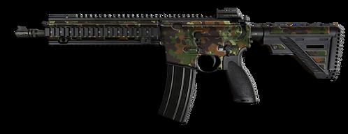HK416 F