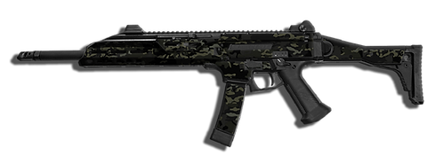 Scorpion Evo BET Black Multicam