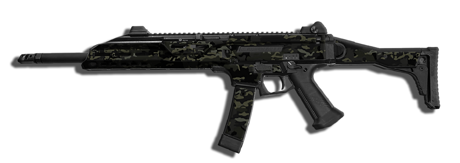 Scorpion Evo BET Black Multicam