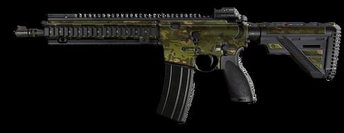 HK416 MT