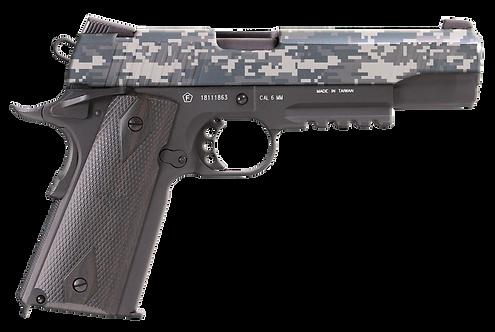 1911 Cybergun KWC rail gun DU