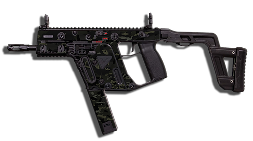 Kriss Vector Black Multicam