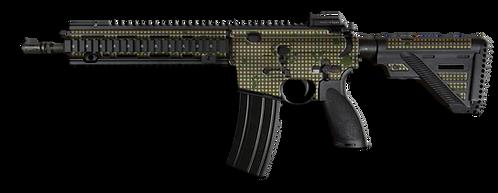 HK416 ND