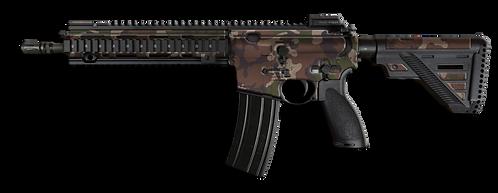 HK416 W