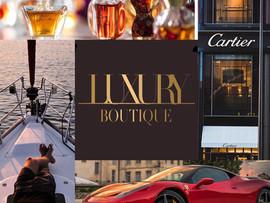 Nowy luksusowy magazyn lifestyle LUXURY BOUTIQUE