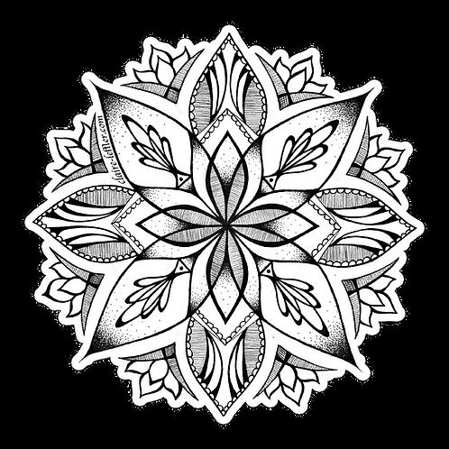 Flower Radial