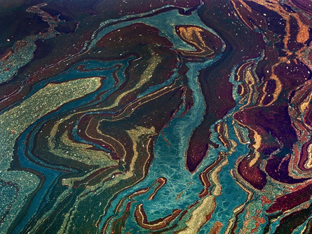 The worst oil spill in history?