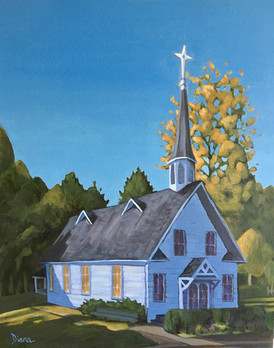 """Holy Cross Church"" Crescent Beach"