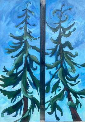 """Dancing Trees""--(Singer & Dancer)"