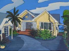 """""""Tui Villa on Stansell Ave"""" Nelson, NZ"""
