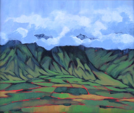 """""""Watershed"""" Halemahina, Maui"""