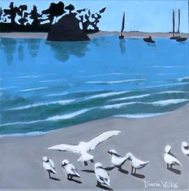 """Beachside"""