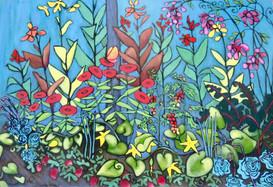 """""""Florabundance Garden II"""""""