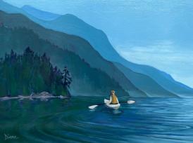 """""""Peaceful Paddle"""""""