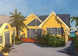 """""""Tui Villa"""" our Nelson home"""