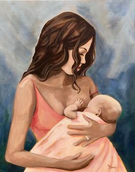 """""""Maternidad--Beth & Georgia's protrait"""""""
