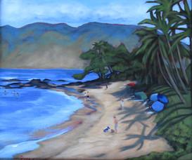"""""""Morning"""" Ulua Beach, Maui"""