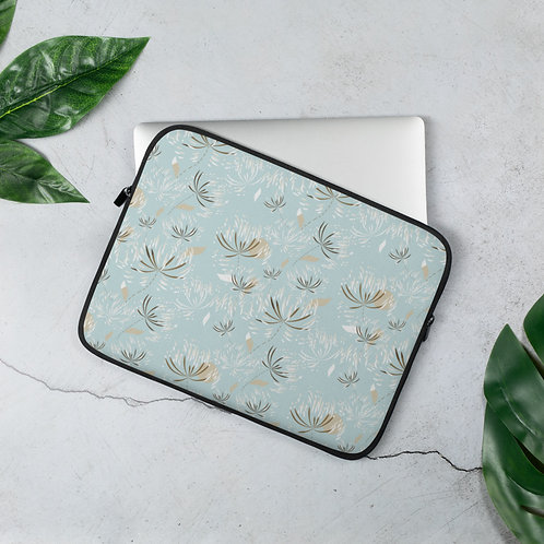 Laptop Sleeve 13in and 15in Dandelion