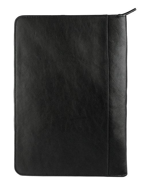 Hidesign IMG iPad Leather Portfolio/Padfolio With Handmade Paper Notebook