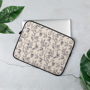 Laptop Sleeve 13inch and 15inch Hummingbird