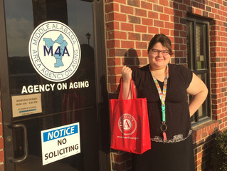 Megan Nunnery -Middle Alabama Area Agency on Aging