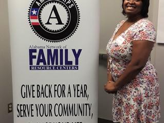Member Spotlight: Crystal Brown, Alabama Network of Family Resource Centers Member