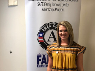 Member Spotlight: Emilee Smith, ANFRC AmeriCorps member