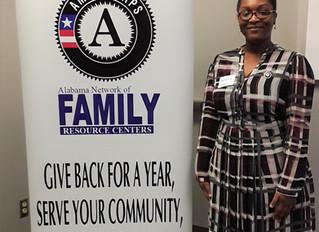 Member Spotlight: Kierra Romine, Alabama Network of Family Resource Centers Member