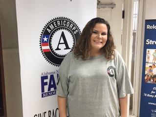 Member Spotlight: Madeline Catchings, ANFRC AmeriCorps member