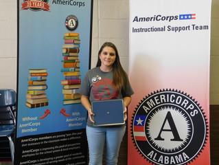 Member Spotlight: Tamara Patterson, AmeriCorps Instructional Support Team Member